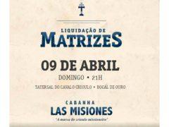 Leilão Liquidação de Matrizes Las Missiones