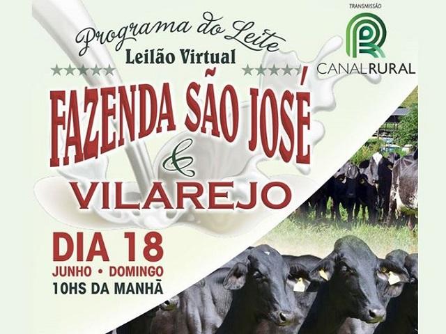 Programa do Leite Fazenda São José & Vilarejo