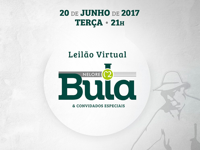 Leilão Virtual Nelore Bula & Convidados