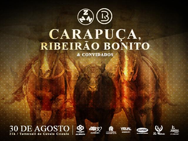 Leilão Carapuça, Ribeirão Bonito e Convidados