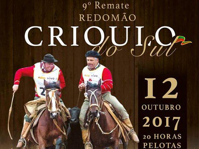 9º Remate Redomão Crioulo do Sul