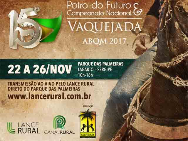 Parque das Palmeiras sedia Vaquejada 2017