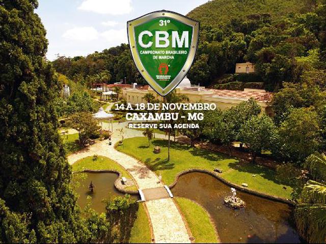 31º Campeonato Brasileiro de Marcha Batida