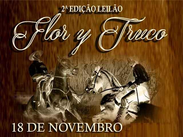 Leilão Flor e Truco