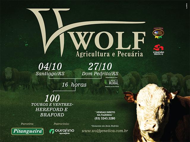 Leilão Wolf Agricultura e Pecuária