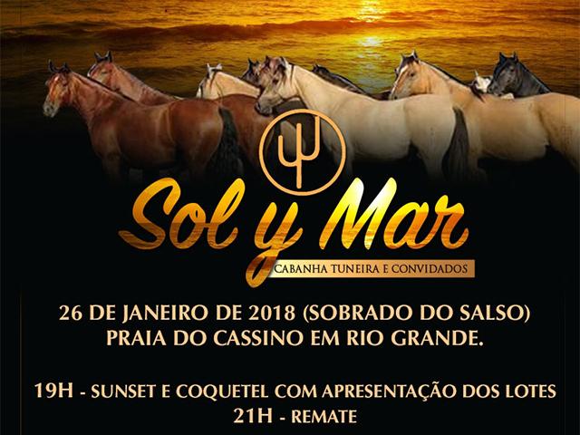 Leilão Sol Y Mar – Cabanha Tuneira e Convidados