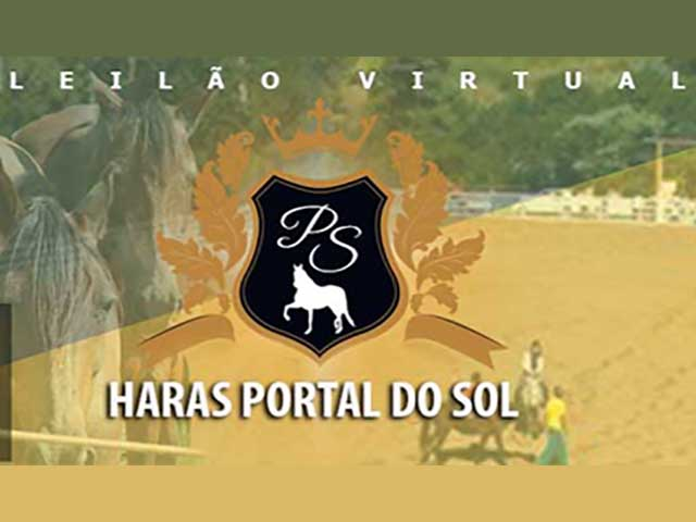Leilão Virtual Haras Portal do Sol