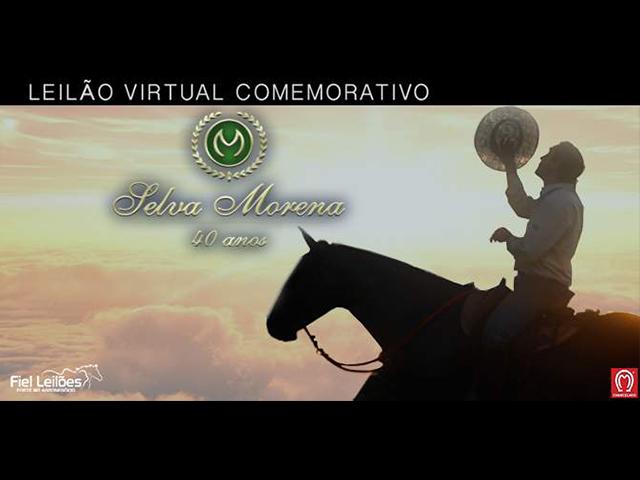Leilão Virtual Comemorativo Selva Morena