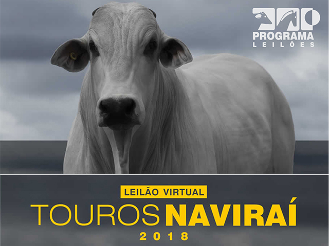 Leilões Virtual Touros Naviraí
