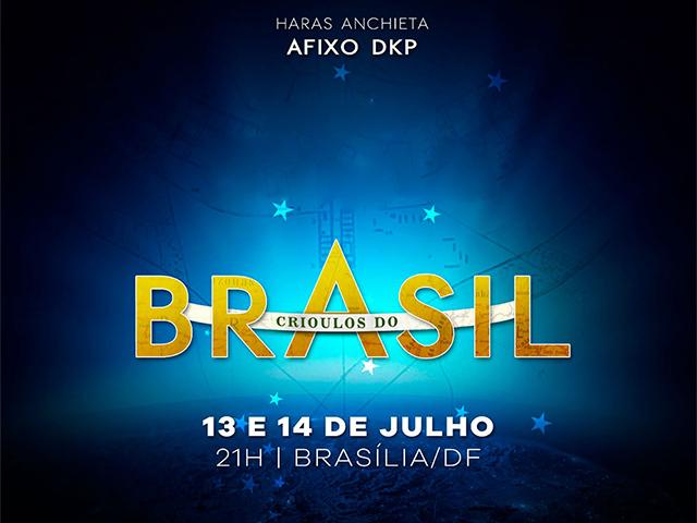 Leilão Crioulos do Brasil