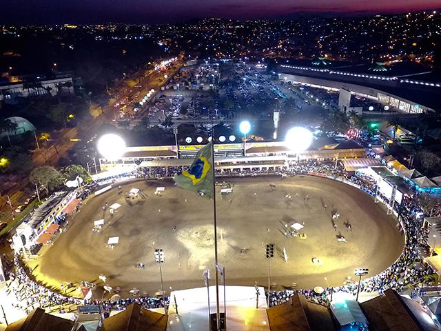 Belo Horizonte sediará a Nacional do Mangalarga Marchador