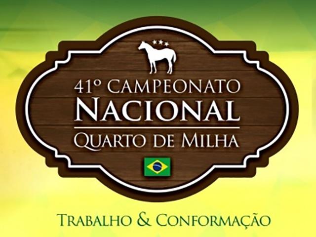 Campeonato Nacional de Quarto de Milha acontece em Londrina