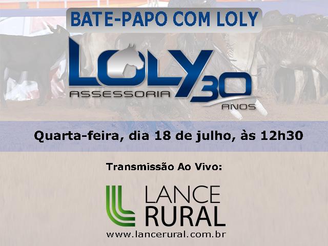 Bate-Papo com Loly – Direto da Nacional do Quarto de Milha em Londrina