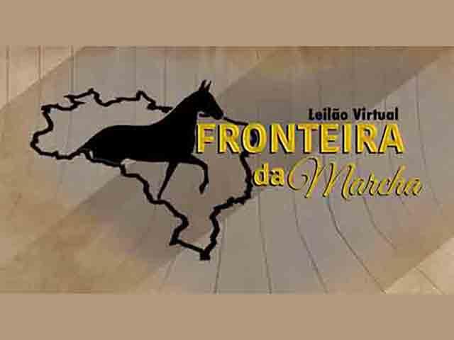 Leilão Virtual Fronteira da Marcha