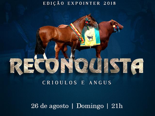 Leilão Reconquista Agropecuária