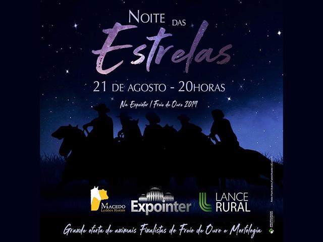 Leilão Noite das Estrelas