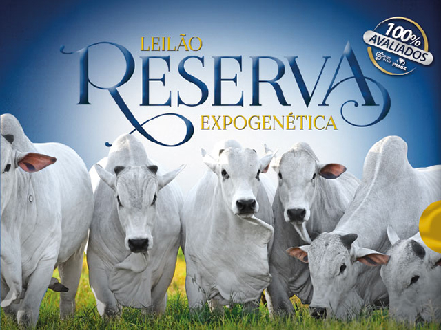 Leilão Reserva Expogenética