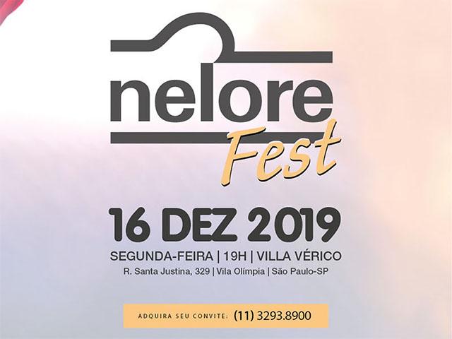 NELORE FEST NESTA SEGUNDA FEIRA DIA 16 DEZEMBRO DE 2019.