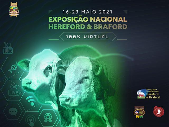 Exposição Nacional 2021 terá quatro leilões na sua programação